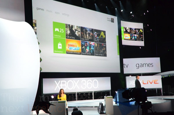 Microsofts E3 2011 keynote - The Verge
