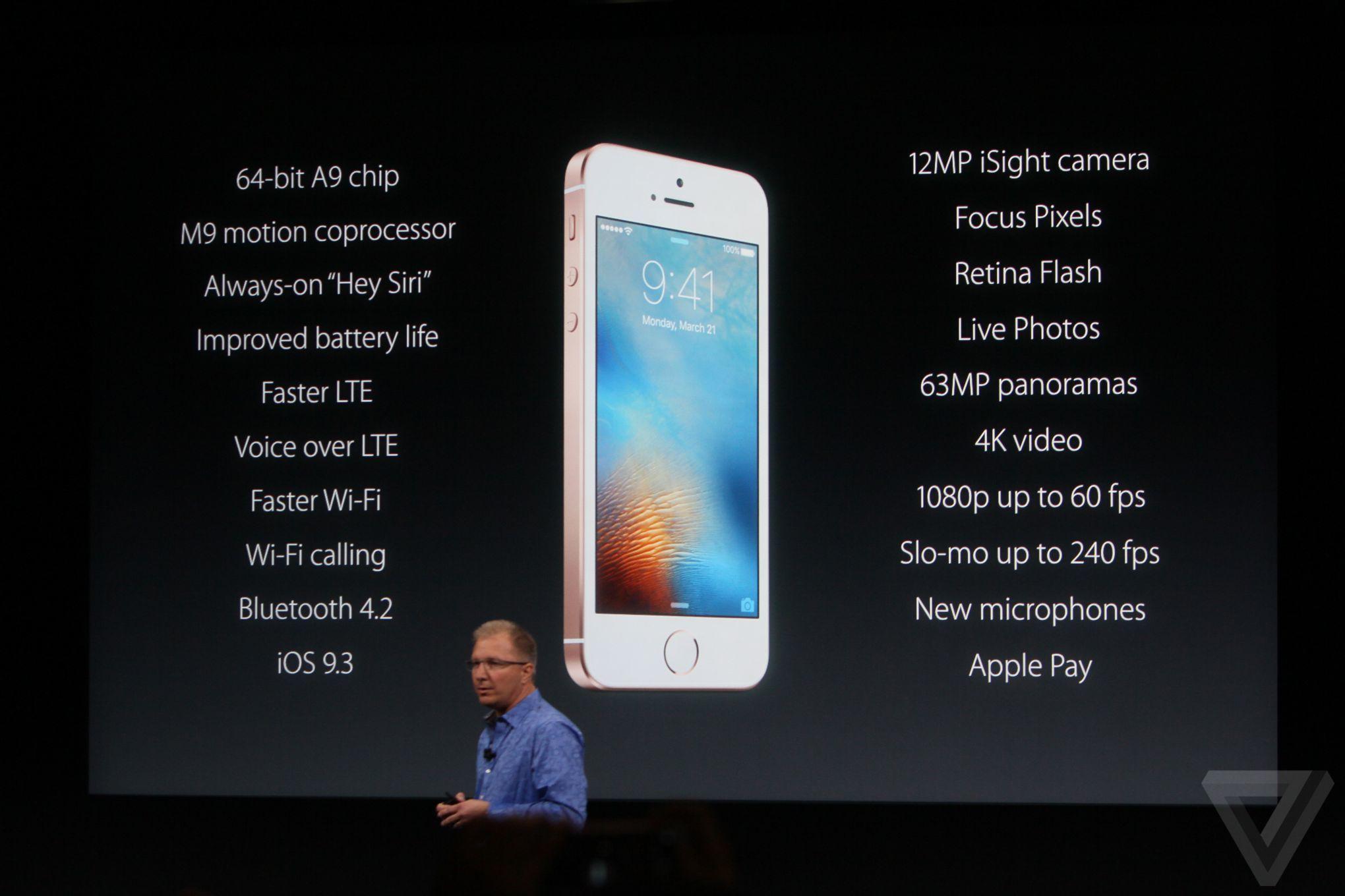 Apple IPhone SE Is An Evolution Not Revolution
