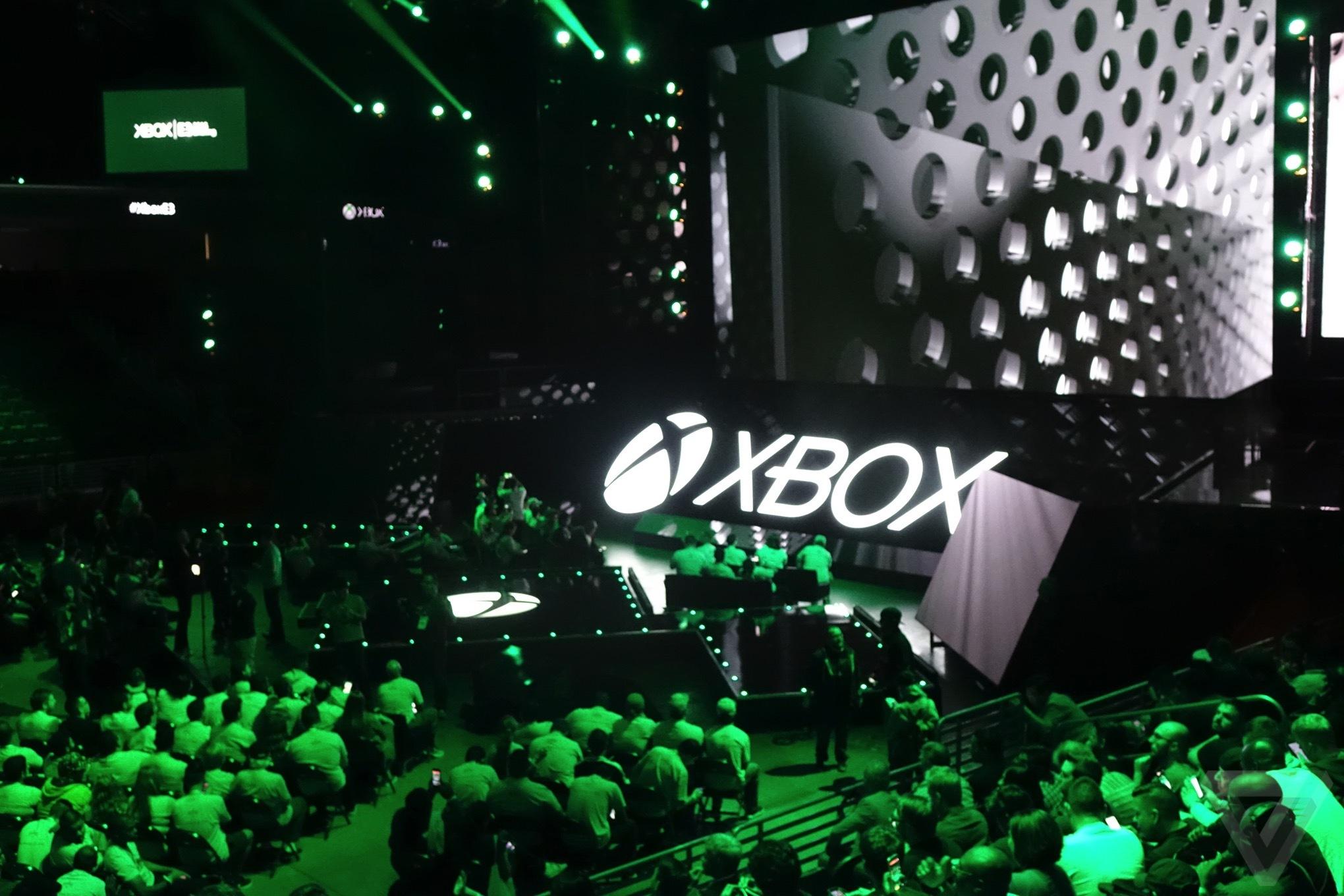 307f954303e31 Microsoft E3 2016 live blog - The Verge